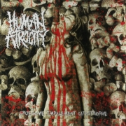 HUMAN ATROCITY / FAECES ERUPTION - split CD - Gruesome Impalement Catastrophe