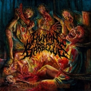 HUMAN BARBECUE - CD - Cannibalistic Flesh Harvest (+ slipcase)
