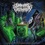 HUMAN MASS EXTERMINATION - CD - Under Extraterrestrial Domain