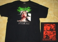 IMPALED - Mondo Medicale - T-Shirt - size XL (2nd Hand)