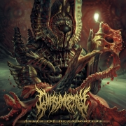 IN ASYMMETRY - CD - Ashes Of Dead Worlds