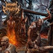 INHUMAN DEPRAVATION - CD - Cannibalistic Extinction