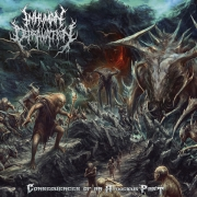 INHUMAN DEPRAVATION - CD - Consequences Of An Atrocious Past