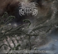 INIQUITOUS DEEDS - CD - Incessant Hallucinations