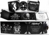 INQUISITION - Digipak CD - Invoking the Majestic Throne of Satan