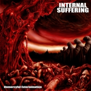INTERNAL SUFFERING -CD- Unmercyful Extermination