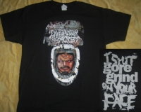 I Shit In Your Face - T-Shirt - size XXL (2nd Hand)