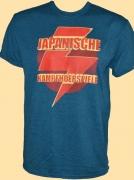 JAPANISCHE KAMPFHÖRSPIELE - Logo -T-Shirt