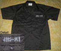 JIG-AI - Workershirt- T-Shirt Größe L/XL (2nd Hand)