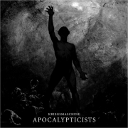 KRIEGSMASCHINE - Digipak CD - Apocalypticists