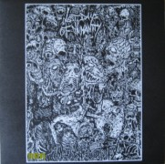 """LAST DAYS OF HUMANITY -12"""" LP- Human Atrocity (limited with A2 Poster and Inlet)"""