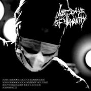 LAST DAYS OF HUMANITY - 3'' CD -  The Complicated Reflex And Depraved Scent Of The Retrograde Reflux In Formula