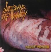 LAST DAYS OF HUMANITY - Gatefold 12'' LP - Putrefaction in Progress