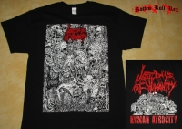 LAST DAYS OF HUMANITY - Human Atrocity - T-Shirt size XL