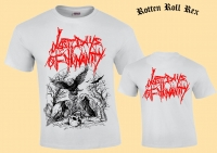 LAST DAYS OF HUMANITY - Human Remains - T-Shirt