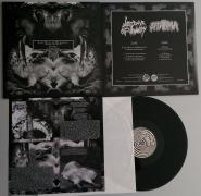 LAST DAYS OF HUMANITY / STOMA - split 12'' - (black Vinyl)