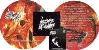 LAST DAYS OF HUMANITY - picture 7'' EP - In Advanced Haemorrhaging Conditions (+Sticker + Patch)