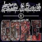 LAST DAYS OF HUMANITY / SATAN´S REVENGE ON MANKIND - Split CD -