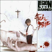 LEGION OF THE DAMNED - CD - Feel the Blade