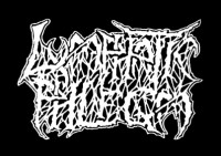 LYMPHATIC PHLEGM - Logo - Printed Patch