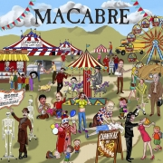 MACABRE - CD - Carnival Of Killers