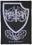 MARDUK -Panzer Crest - woven Patch