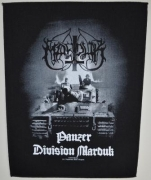 MARDUK - Panzer Dividion - printed Backpatch