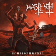 MASTEMATH - CD -Schizophrenic
