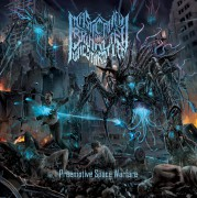 free at 100€+ orders: MASTICATION OF BRUTALITY UNCONTROLLED -CD- Preemptive Space Warfare