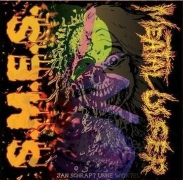 MEATAL ULCER / S.M.E.S. - split CD