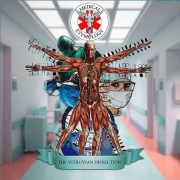MEDICAL ETYMOLOGY - 12'' LP - The Vitruviam dissection (black Vinyl)