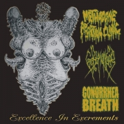 METHADON ABORTION CLINIC / GOREMONGER / GONORRHEA - split CD -