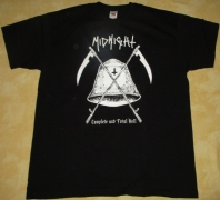 MIDNIGHT - Complete and total Hell - T-Shirt - size XL