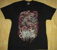 MILKING THE GOATMACHINE - Demon - T-Shirt size M