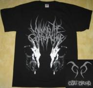 MILKING THE GOATMACHINE - Goatgrind - T-Shirt size XL