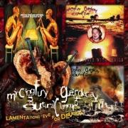 MINCING FURY AGCOQD - CD - Lamentations - Eye For Devils