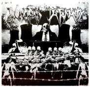 DECHE CHARGE / DEFLOWERED CUNT - split 12'' LP -