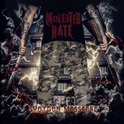 MOLESTED HATE - Papersleeve CD - Shotgun Massacre