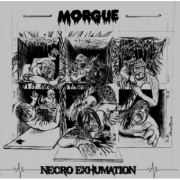 MORGUE (Arg.) - CD - Necro Exhumation
