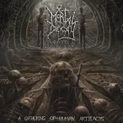 MORTAL DECAY - CD - A Gathering of Human Artifacts