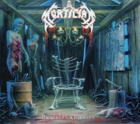 MORTICIAN - Digipak CD - Hacked Up For Barbecue