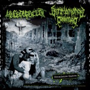 free at 25€+ orders: MUCUPURULENT / ULTIMO MONDO CANNIBALE -split CD-