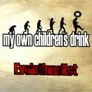 MY OWN CHILDRENS DRINK -CD Digipak- EvolutionsKot