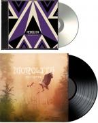 MONOLITH-Bundle 2: Mountain CD + Dystopia LP