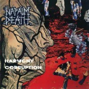 NAPALM DEATH - CD - Harmony Corruption