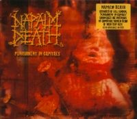 NAPALM DEATH - Digipak CD - Punishment In Capitals