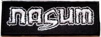 NASUM - embroidered Logo Patch