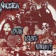 NAUSEA -CD Digipak- Crime Against Humanity