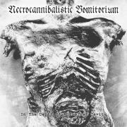 NECROCANNIBALISTIC VOMITORIUM / DECOMPOSING SERENITY - split CD -