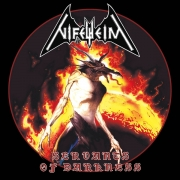 NEFILHEIM - Picture 12'' LP - Servants Of Darkness (Pic Disk in printed Coversleeve)